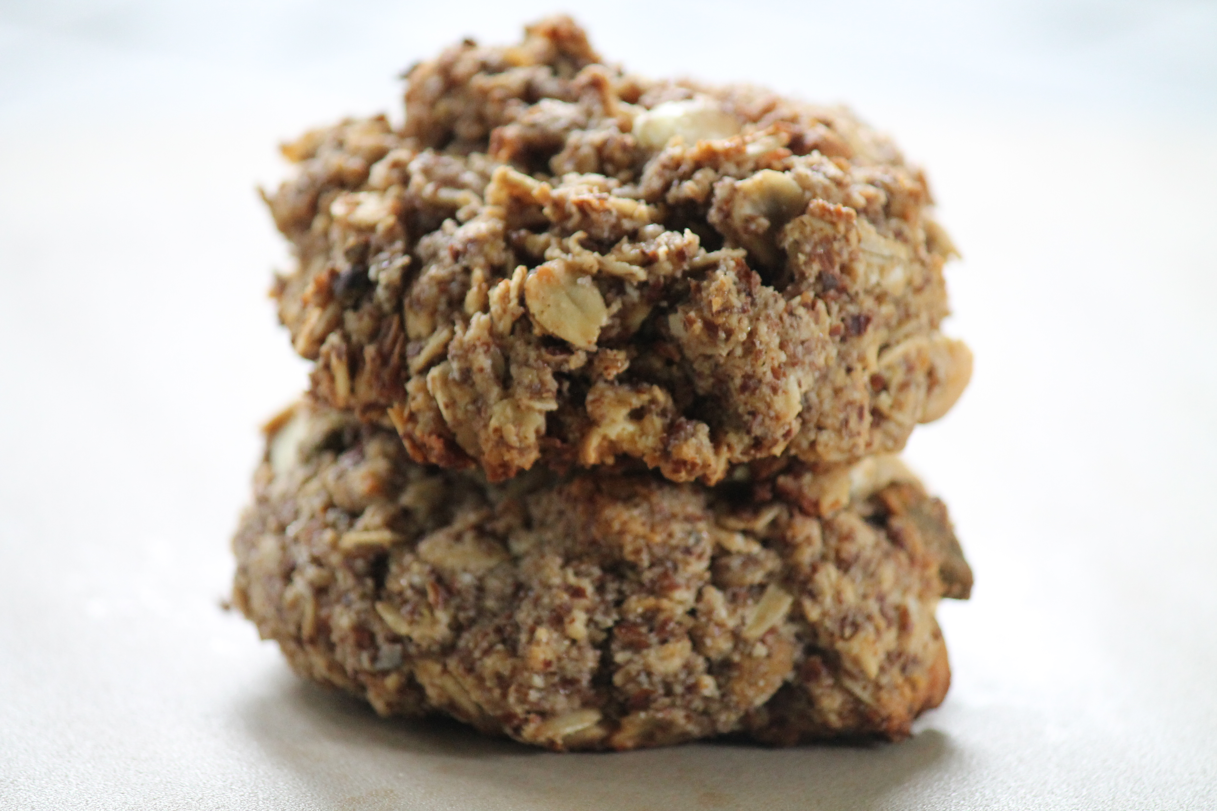 Chocolate Chocolate Chip Pistachio Cookies With Toffee Bits Recipe ...