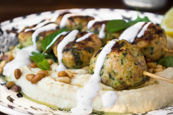 Hummus-with-Turkey-and-Zucchini-meatball-Skewers-9578-July-15-2015-2
