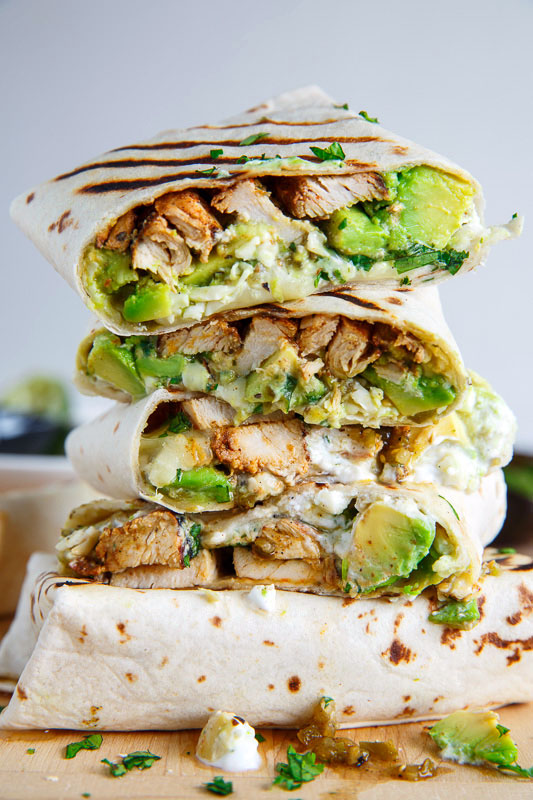 Chicken Avocado Burritos 800 9572