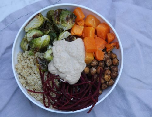 Plant Power Grain Bowl