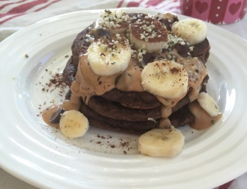 Chocolate Protein Pancakes: Meet Kelly